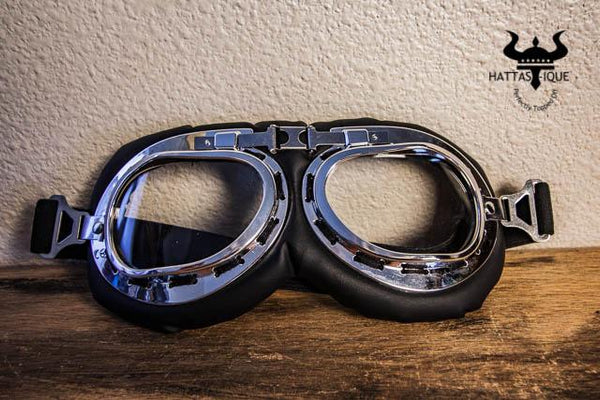 clear riding goggles
