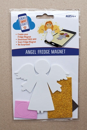 Angel DIY Fridge Magnet Kit