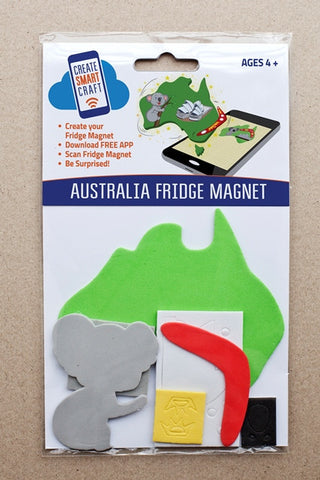 Australia DIY Fridge Magnet Kit
