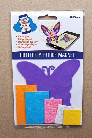 Butterfly DIY Fridge Magnet Kit