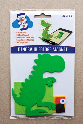 Dinosaur DIY Fridge Magnet Kit