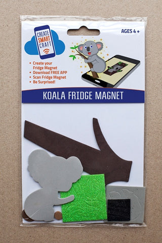 Koala DIY Fridge Magnet Kit