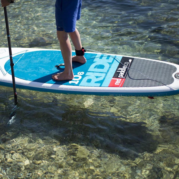 "10'6"" Red Paddle Ride MSL Inflatable Paddleboard"