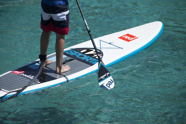 "Ride 9'8"" Inflatable SUP -  - 11"