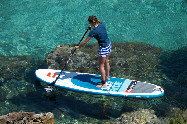 "Ride 9'8"" Inflatable SUP -  - 4"
