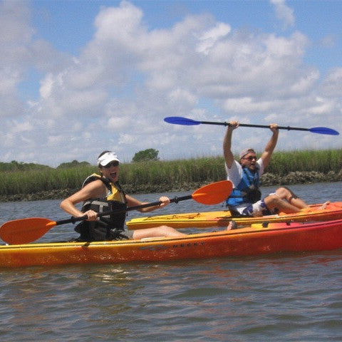 Weekday Kayak Rental