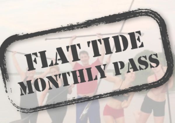 Unlimited Monthly Pass -