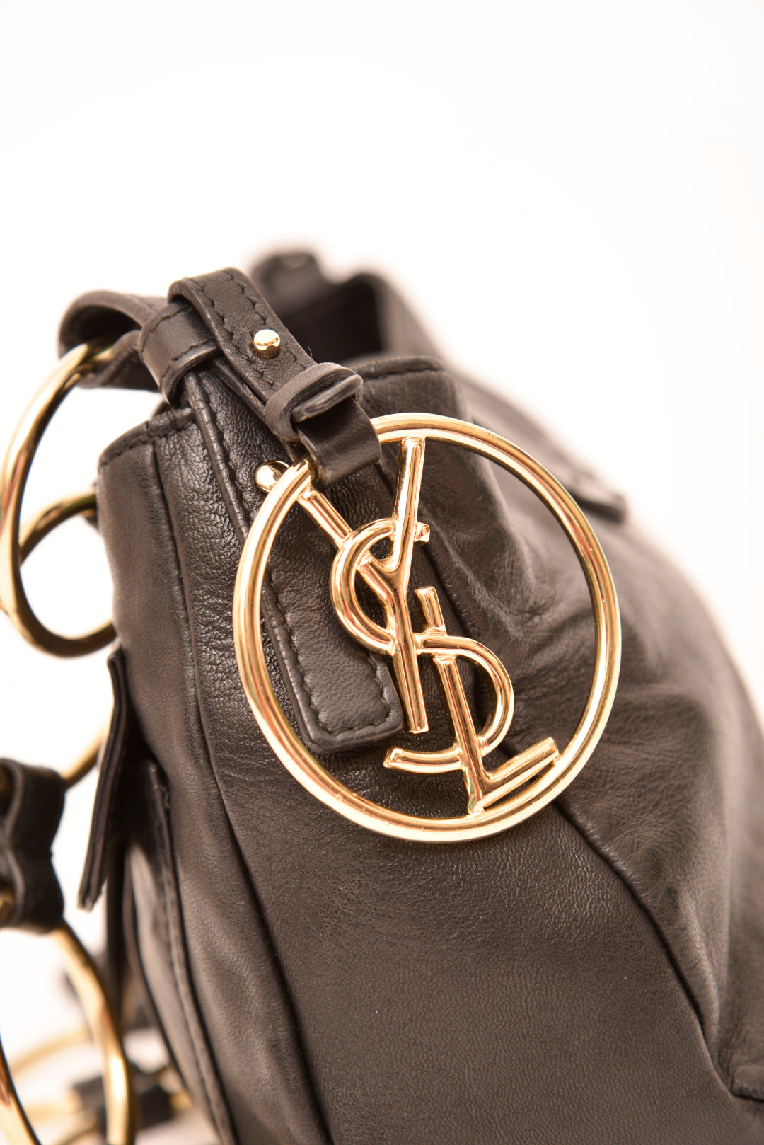 YSL Chain Loop Hangbag