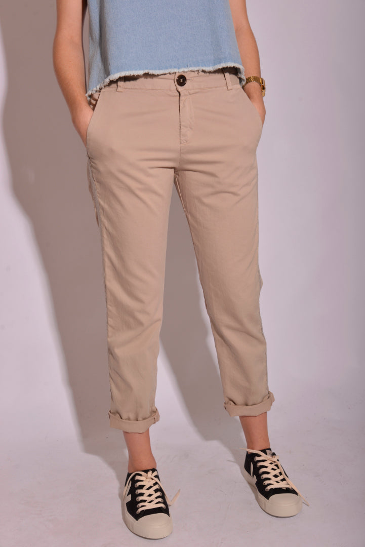 Current Elliot Tan Pants (8/10) - Mercado32