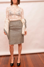 Vintage Chanel Matching Skirt (S) - Mercado32