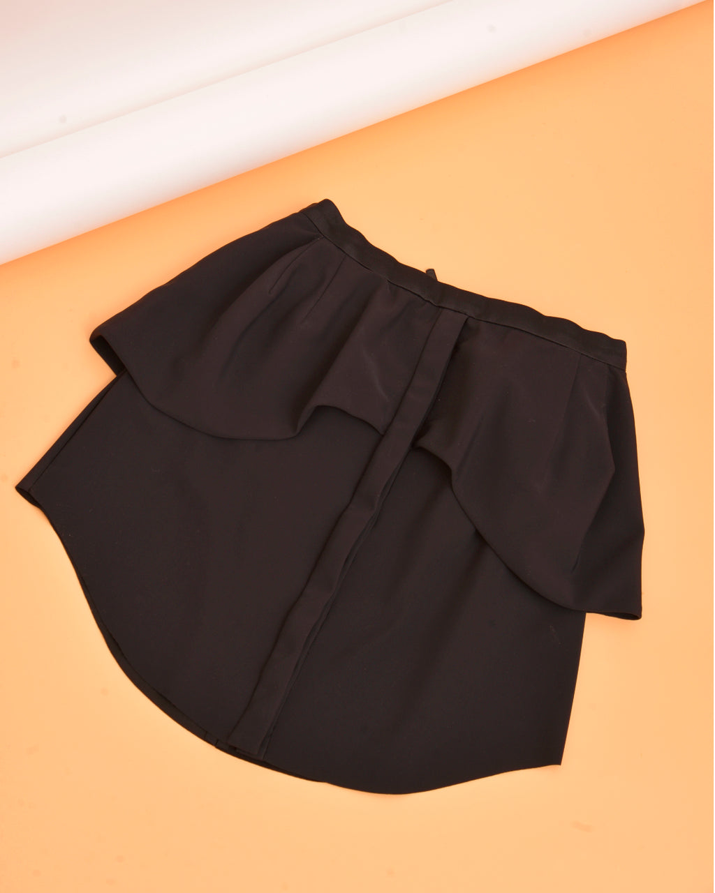 Ellery Neoprene Mini Skirt W/ Peplum (8) - Mercado32