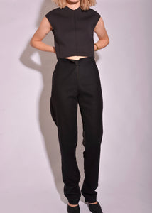 Yang Li London Silk & Wool Pants (8/10) - Mercado32