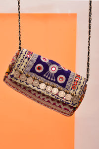 Vintage Boho Small Side Bag - Mercado32