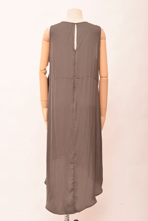 NWT Luxe Deluxe Silk Dress (14) - Mercado32