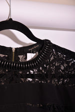 Nanette Lepore Black Top (S) - Mercado32