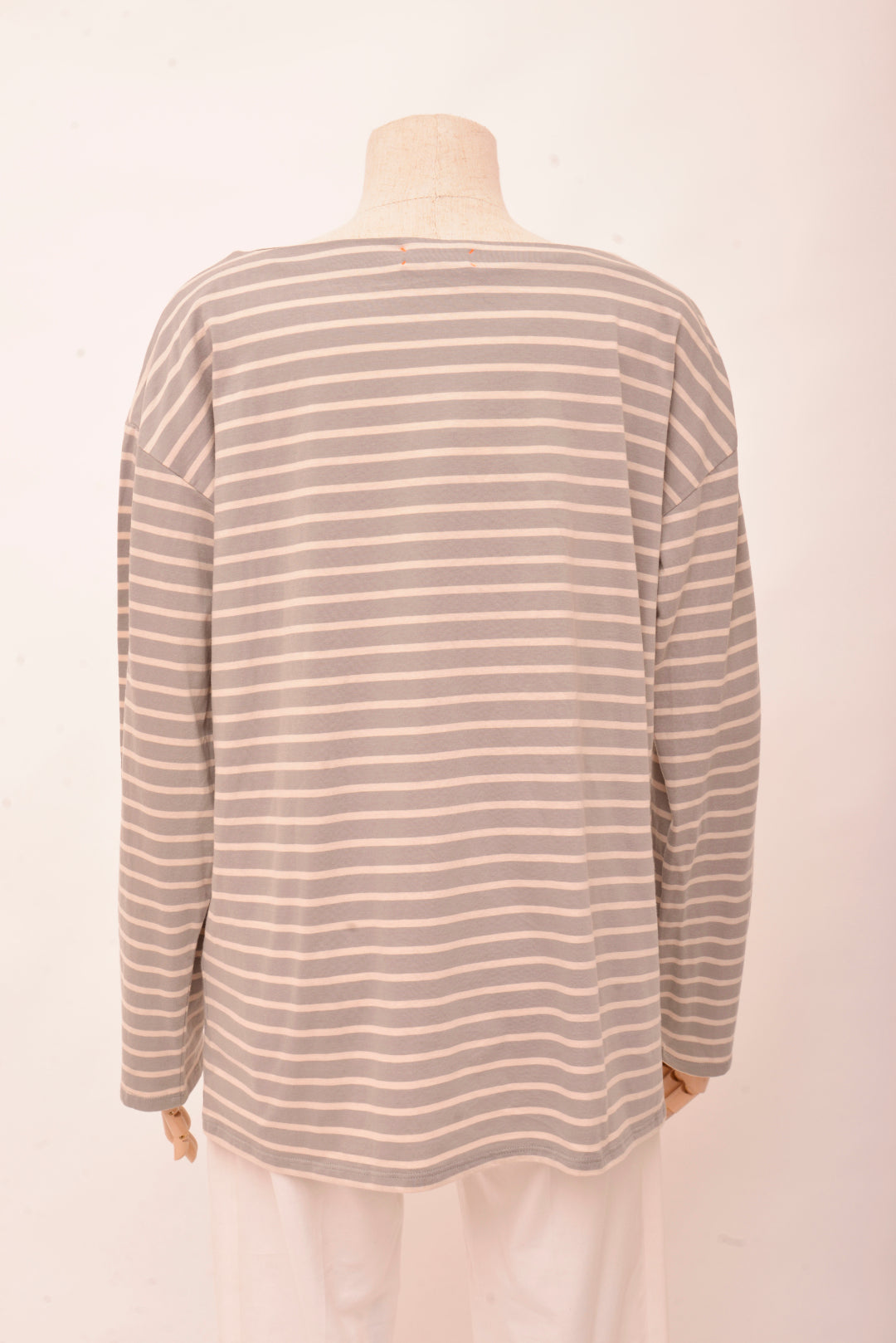 Chinti & Parker Grey Top (L) - Mercado32