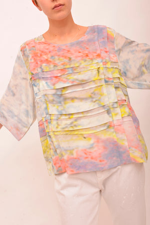 Scanlan & Theodore Rainbow Blouse (12) - Mercado32
