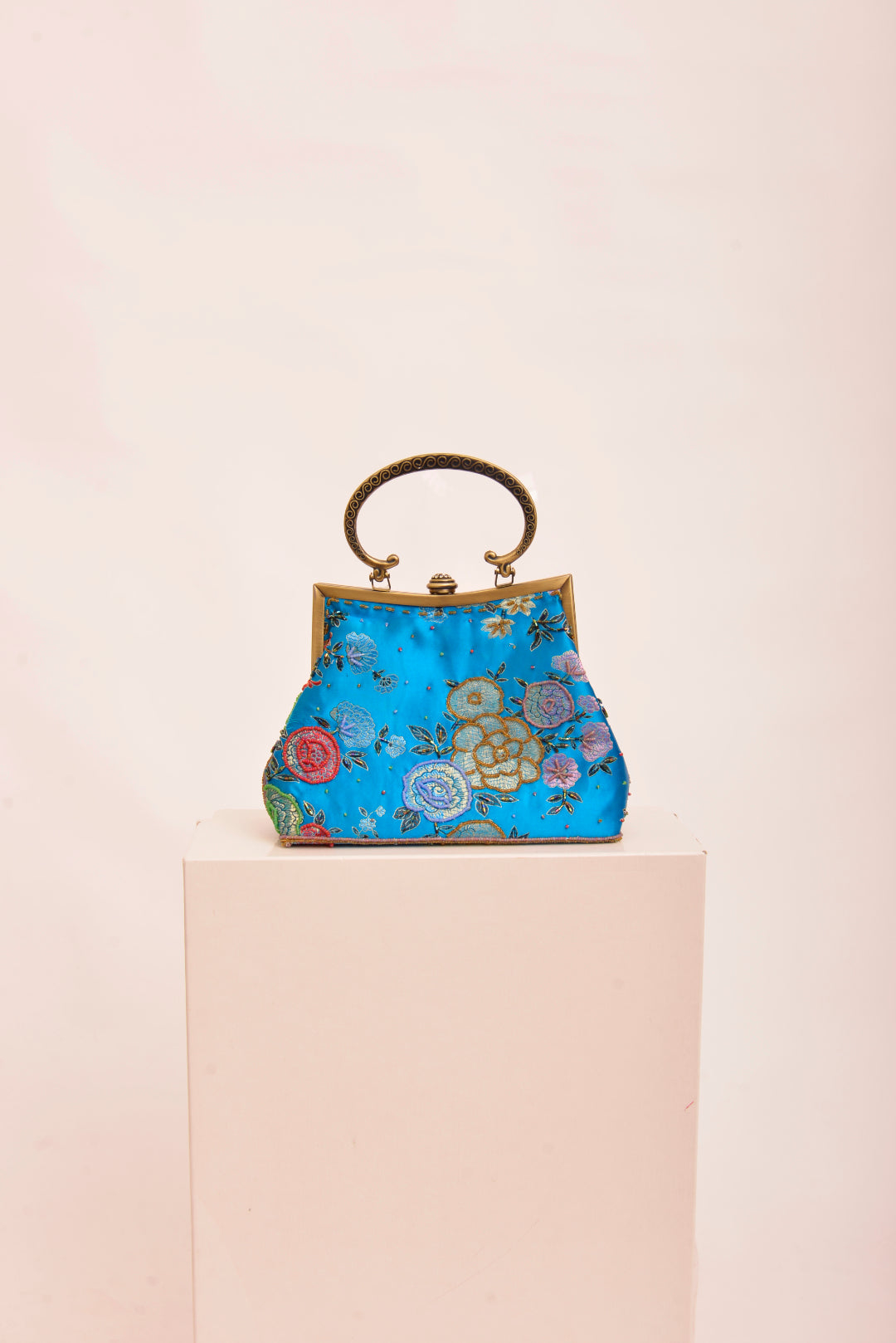 Vintage Sequinned Handbag - Mercado32