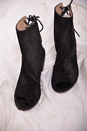 Andrew McDonald Leather Ankle Boots (38) - Mercado32