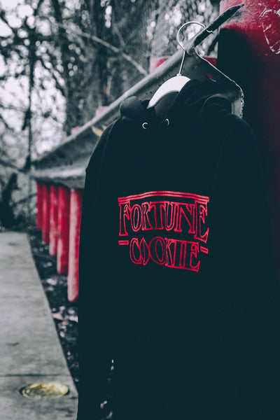 Strangers Things Fortune Cookie Clothing