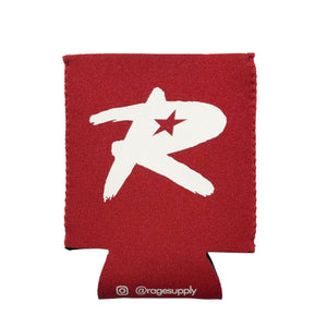 Let's Rage Koozie - Red