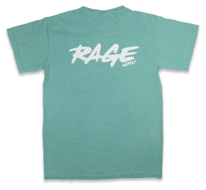 The Seafoam Rage Pocket Tee