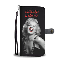 Marilyn Monroe Phone Wallet Case