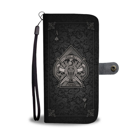Image of Ace Of Spades 2 Phone Wallet Case