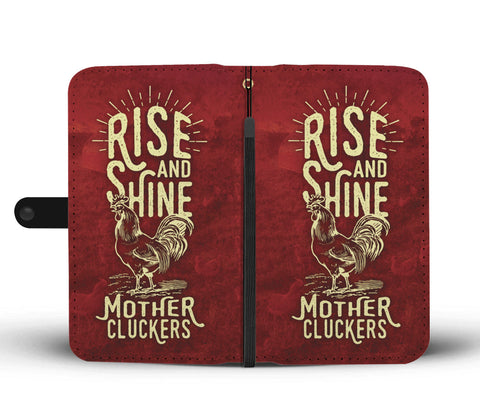 Image of Rise And Shine Phone Wallet Case