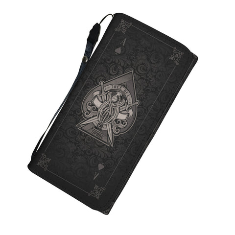 Image of Ace Of Spades 2 Womens Wallet