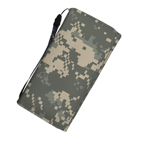 Image of Camo Womens Wallet