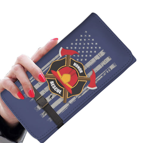 Firefighter (Honor Rescue)  Womens Wallet