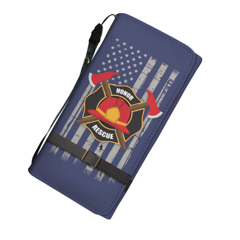 Image of Firefighter (Honor Rescue)  Womens Wallet