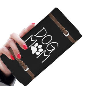 Dog Mom Womens Wallet