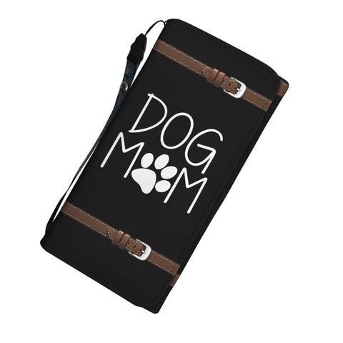 Image of Dog Mom Womens Wallet