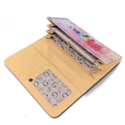 Image of Don't Hate Meditate Womens Wallet