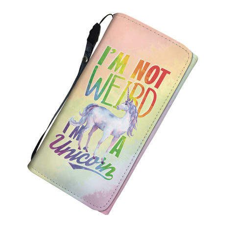 Image of I am a Unicorn Womens Wallet