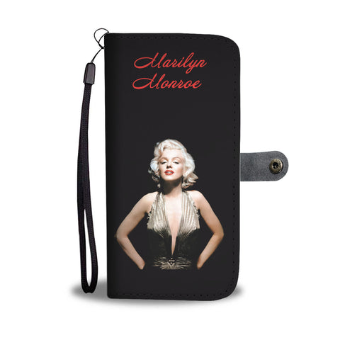 Marilyn Monroe 2 Phone Wallet Case