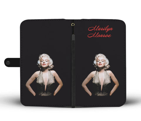 Image of Marilyn Monroe 2 Phone Wallet Case