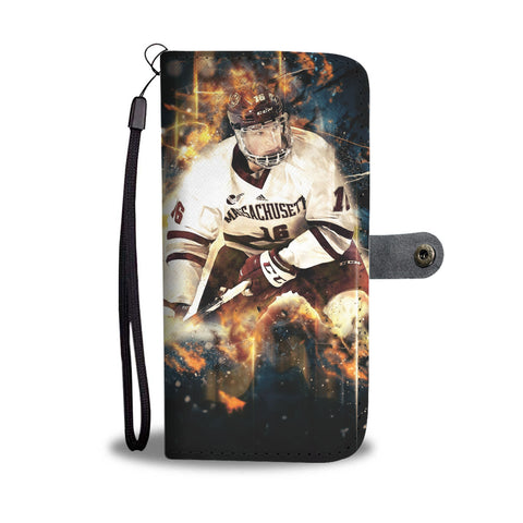 Image of Personalized Fury Art Wallet Phone Case
