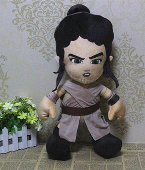 Star Wars The Force Awakens Rey Plush Toy