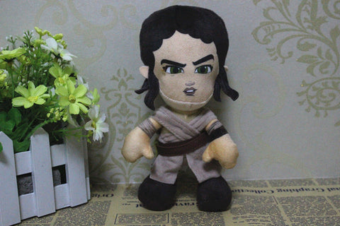 Image of Star Wars The Force Awakens Rey Plush Toy
