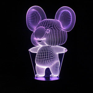 Koala Shape Night Light LED Bulbing table Lamp Night Light
