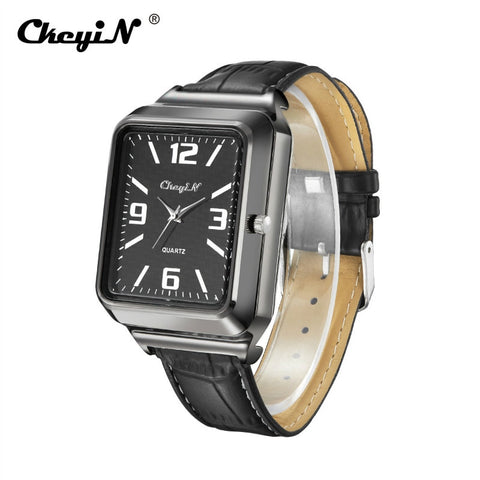 Image of Ultimate Windproof Lighter Quartz Watch (Rectangle)