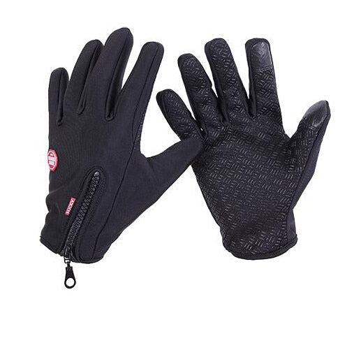 Windstoppers Touchscreen Anti Slip Gloves - Unisex