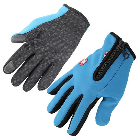Image of Windstoppers Touchscreen Anti Slip Gloves - Unisex