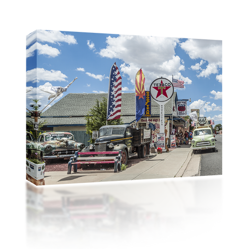Route 66 Town