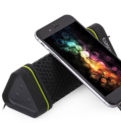 Image of Outdoor Waterproof Wireless Bluetooth Portable Mini Speaker