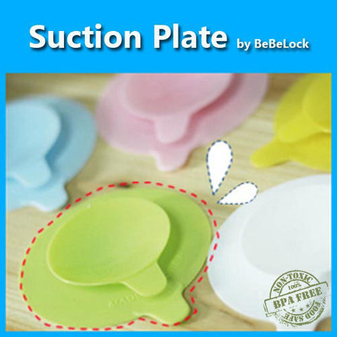 BeBeLock Suction Plate