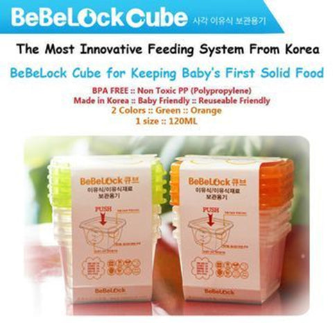 BeBeLock Cube (120ML)